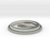 Pommel Insert With Rebel Logo 3d printed