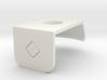 iMac 6 Privacy Screen (Inside length 28mm) 3d printed