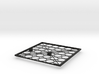 Solar panel frame 3d printed