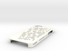 """iPhone 5 Case - """"Hex Holes"""" 3d printed"""