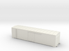 Cometarsa Boxcar Smooth lateral Body 3d printed