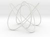 Lissajous (4, 3, 5) (0, π/2, 0) 3d printed