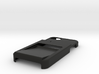 Tank iphone 5 wallet case w/ money clip 3d printed