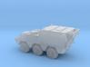 Pegaso BMR-M1 Ambulancia escala N 3d printed