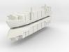 Singapore Tech. 400TEU Container Ship 1:3000 3d printed