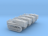 Caterpillar D4 Set - Zscale 3d printed