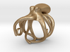 Octopus Ring 18mm 3d printed