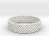 Islamic Woven Bracelet 3d printed