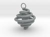 Spiral Earring by Ben Hart 3d printed