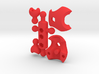 V3 Neo Chest Upgrade Set 3d printed