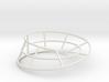 moebius ring | line 8 b 3d printed