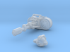 advanced Battle Cannon 001a support 3d printed