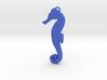 Seahorse Silhouette 3d printed