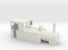 5.5mm scale W&L tank loco  3d printed