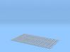 Steckleiter Teil B Fussteil Alu 2fach Sprossen Set 3d printed