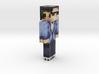 6cm | iBernieIn3D 3d printed