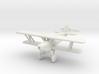 1/144 Avia B-534 3d printed
