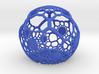 HexaSphere 1 3d printed