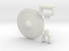 Buckler Shield Kit for ModiBot  3d printed Buckler Shield Kit for ModiBot