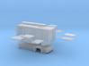 Aufbau AT3 Airbus 4500mmRadstand + Heckrollo  3d printed