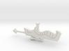 Homestuck Ahab's crosshairs 3d printed