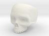Skullring Size 8 3d printed