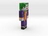 6cm | Pyschotic_Clown 3d printed