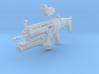 SCAR attach 3d printed