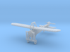 1/144 Bleriot XI Parasol 3d printed