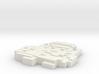 Link 8bit pin face 3d printed