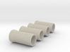 rioolbuis beton sewer pipe Kanalrohr H0  3d printed