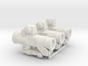 1:6 scale combat sight 3 pcs 3d printed