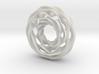 Twisted Torus 10-6 3d printed