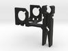 ZenClip - DJI Phantom 2 - Zenmuse H3-2D 3d printed
