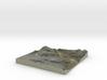 Terrafab generated model Tue May 06 2014 11:13:18  3d printed