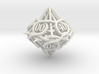 Thorn d10 Decader Ornament 3d printed