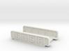BNSF 55mm SINGLE TRACK 3d printed