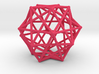 Star Cage 35mm Dodecahedral Sacred Geometry 3d printed
