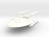 USS Franklin 3d printed
