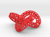 Triple Torus Knot 3d printed
