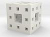 Tiny Menger Sponge Pendant/Charm/Sculpture 3d printed