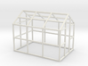 Small Greenhouse Model 1/32 3d printed