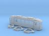 Tram Leipzig Typ24a Spur H0 (1:87) 3d printed