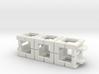 Rokenbok 3-block Beam 3d printed