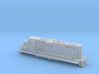 """Gp11 N 36"""" Fans (For Brass Handrails) 3d printed"""