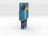 6cm | LightBlueSlime 3d printed