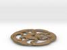 Celtic wheel 3d printed