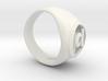 Green Lanturn Ring 3d printed