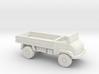 1:144 Unimog 404S Flatbed 3d printed