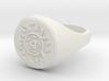 ring -- Thu, 28 Feb 2013 23:30:33 +0100 3d printed